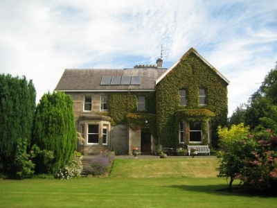 House Beauty on Bed And Breakfast  Duns  Scottish Borders  First Class Accommodation